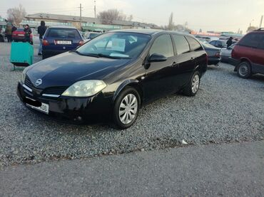 б у диски на авто в Кыргызстан: Nissan Primera 2 л. 2002 | 210000 км