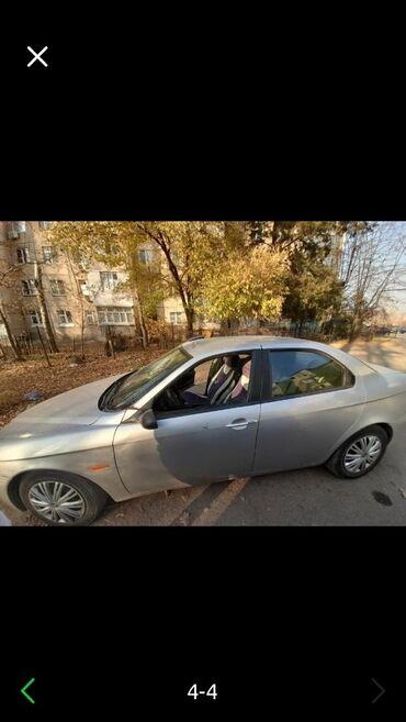 alfa romeo 155 17 mt в Кыргызстан: Alfa Romeo 156 1.6 л. 2000 | 282584 км