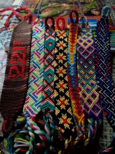 Браслеты - Лебединовка: Продаю фенечки, ручная работа, хэндмейд