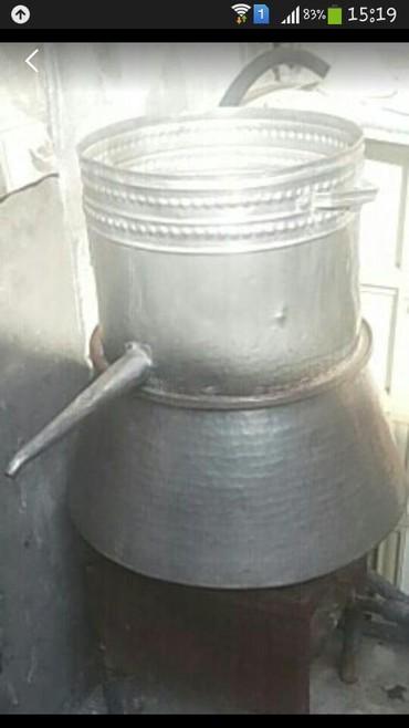 bmw-7-серия-730i-mt - Azərbaycan: Gulab ceken apparat .Alti 25 kiloluq mis qazandi .7 kilo gulden 12