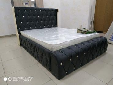 Кровать на заказ с матрасом в Бишкек