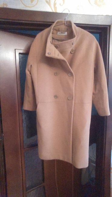 Sumqayıt şəhərində Женское пальто кашемир размер 40