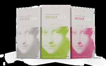 Красота и здоровье в Бишкек: Продаю бифазные филлеры Monalisa - производитель Genoss, Южная Корея
