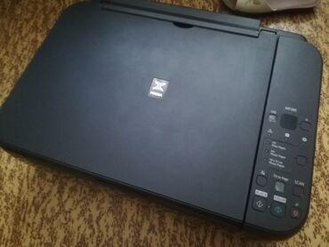 принтер 3 в 1 in Кыргызстан | ПРИНТЕРЫ: Продажа или обмен. Принтер, MФУ, цветной Canon MP-280 3 в 1. Сканер
