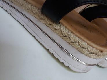 Udobne i lepe sandale, broj 38. Nosene samo jednom - Beograd - slika 7