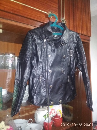 женскую куртку новую в Кыргызстан: Продаю женскую куртку размер 42