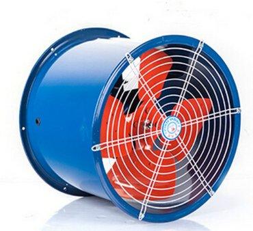 вентиляторы, осевые вентиляторы, в наличии все размеры, напряжение в Бишкек