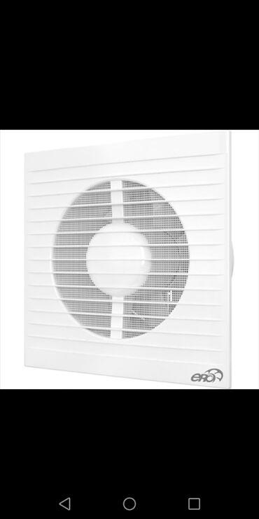 вентилятор бишкек in Кыргызстан | ДРУГИЕ СПЕЦИАЛЬНОСТИ: Вентилятор ERA E100sДиаметр, мм100Уровень шума, dB35.0Вес