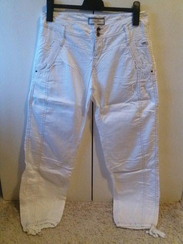 TIMEOUT, zenske pantalone, velicina 40, jednom nosene.  - Indija