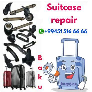nerf baku - Azərbaycan: Suitcase repair Baku.Luggage repair BakuРемонт чемоданов в Баку.Valiz
