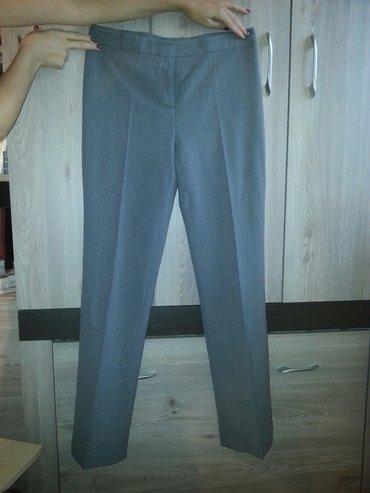 Ženske elegantne pantalone, dublji model, obim struka 83cm, broj - Vrsac
