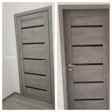 Наши межкомнатные двери после в Бишкек