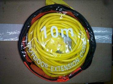 Sve za elektriku | Bela Palanka: Produzni kablovi - 10m 20m 30mnovo u ponudiproduŽni kablovi 10-20-30