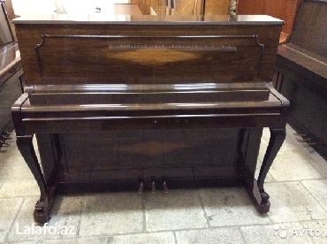 Bakı şəhərində Pianolarin satişi  Catdirilma ilə