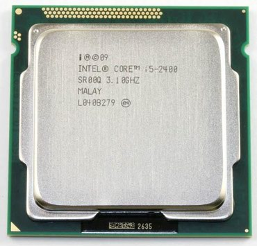 İntel core i5 2400 3.40 GHz в Баку