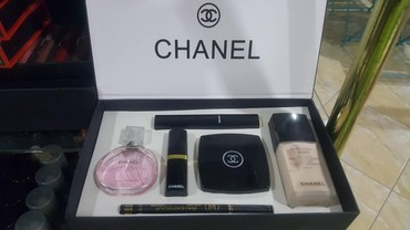 Chanel set - Crvenka