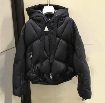Продаю новую куртку Moncler люксового качества. Наполнитель животного