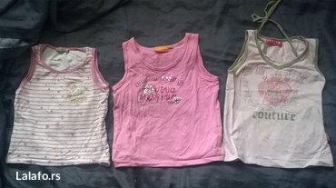 Tri majice na bratele vel. 5-6 - Prokuplje