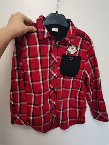 S. Oliver košulja 110/116, novo, bez etikete, mnogo lepša uživo