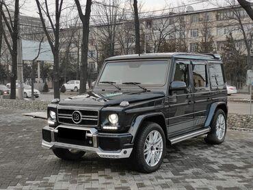 купить участок село байтик в Кыргызстан: Mercedes-Benz G-Class 5 л. 2003