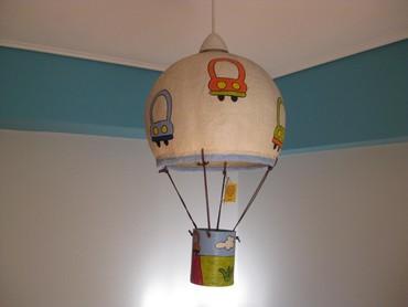 Παιδικό φωτιστικό οροφής, από σε Lykovrysi