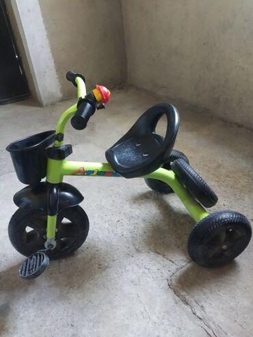 Спорт и хобби - Кок-Ой: Детский велосипед  Состояние:Почти новое Цена:1500