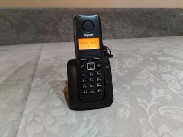 Siemens s68 - Srbija: Prelep Siemens bezicni fiksni telefon sa malob bazom.Potpno ispravani