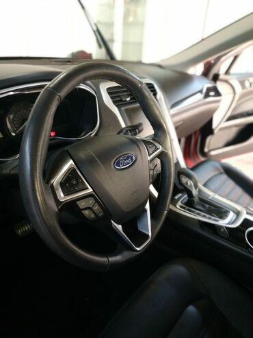 Avtomobillər - Qobustan: Ford Fusion 1.5 l. 2013 | 85000 km