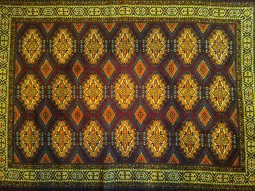 шерстяной советский ковер в Кыргызстан: Ковер шерстяной 140*200 Советский Состояние хорошее