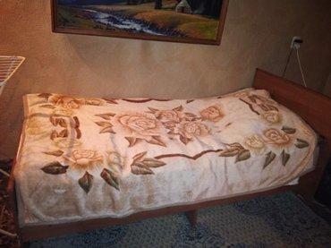 односпальную кровать б.у в хорошем состоянии  в Кок-Ой