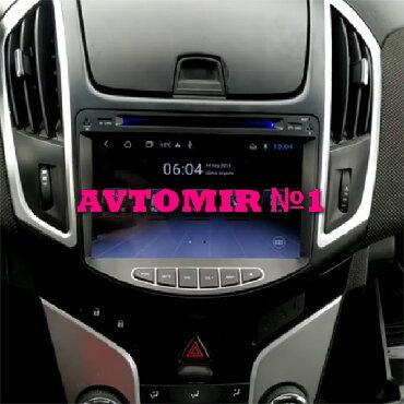 Chevrolet Cruze 2013-2014 üçün ANDROİD monitor Bundan başqa HƏR NÖV в Bakı