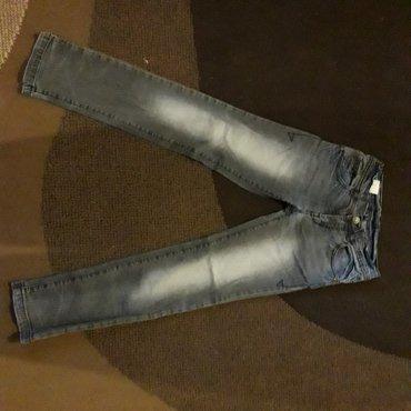 Orginal,broj 8/9,140,duzina 87cm,u,nogavica 67cm,struk poluobim 30cm! - Kraljevo