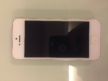 Second -hand iPhone 5 with brand new battery, from usa everything