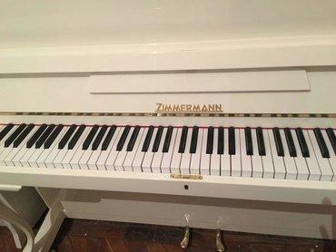 Pianino Almaniya stehsalı. Əla vəziyyədədi. Cadırılma və köklənmə puls