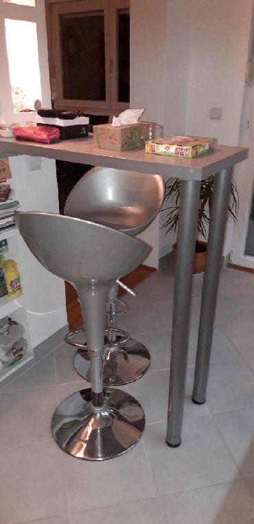 Nameštaj - Vrsac: Sank na 2 noge (bez stolica)