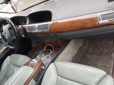 BMW 7 series 4.4 л. 2002 | 330000 км