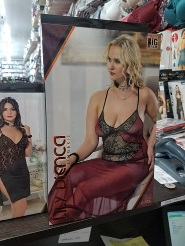 New Collection  Big size lingerie