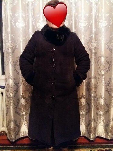 Шубы в Ат-Башы: Продаётся дублёнка. Состояние отличное одевала пару раз. Размер 3xl