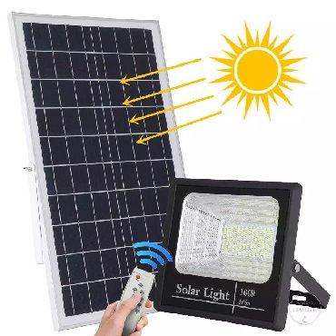 Солнечный светодиодный прожектор Мощность: 40вт/60вт/100втСтепень