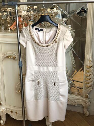 деловые платья для полных в Кыргызстан: Разгружаю гардероб. Продаю платье и пальто Elizabeth Franchi. Производ