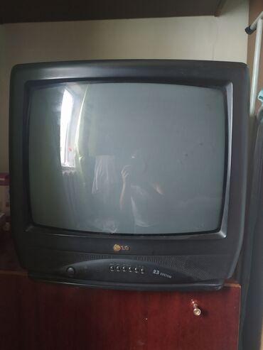 телевизор lg чёрный в Кыргызстан: Продаю телевизор в рабочем состоянииМодель LG230V~50Nz