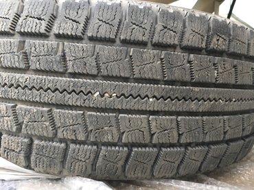 Зимняя резина 235/55/18Для Lexus Rx330 и для Honda CRV Японская Nitt в Бишкек