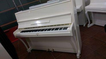 Bakı şəhərində Pianino satışı - pulsuz çatdırılma, köklenme, 5 il zemanet.