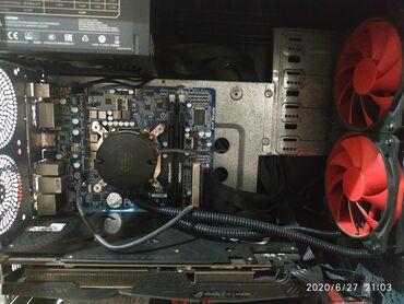 asus-s в Кыргызстан: Продам производительный игровой ПК:процессор xeon x3470.4ядра 8потоков