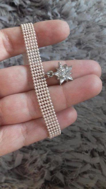 Ostalo | Nis: Prelepa coker ogrlica 500