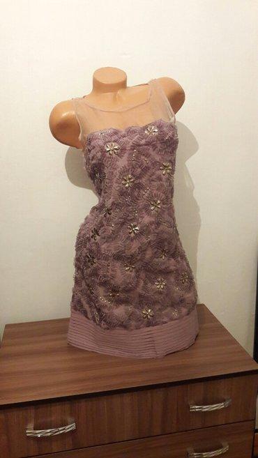 Вечер платье, цвет нежно-сирень, размер 44 в Бишкек