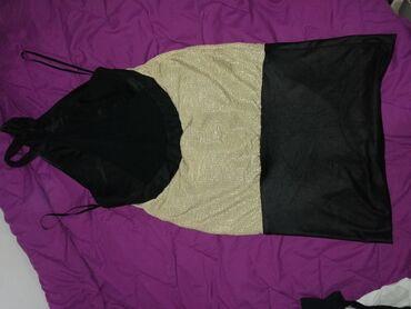 Haljina iz Turske, obucena 1,kao nova, odgovara najvise s i m velicini