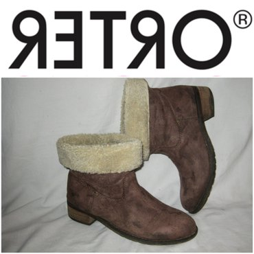 *** RETRO  SHOES *** 39   Cizme brenda Retro - Beograd