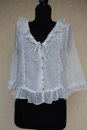 ZARA zenska bluza majica Velicina SPOPUST na 2 i vise kupljenih
