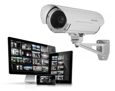 Установка, настройка камер видеонаблюденияНастройка удаленного